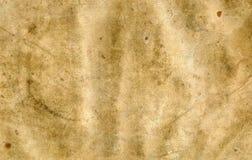 Oud geweven document. Royalty-vrije Stock Foto's