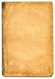 Oud geweven document met vervallen rand. Royalty-vrije Stock Afbeeldingen