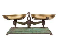 Oud gewicht Royalty-vrije Stock Foto