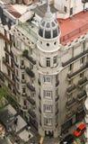 Oud gezicht van Buenos aires Stock Foto's