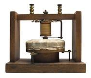 Oud Graham Bell Telephone royalty-vrije stock afbeeldingen