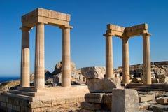Oud Griekenland Royalty-vrije Stock Afbeelding