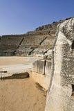 Oud Grieks theater Stock Afbeelding