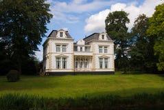 Oud Groot luxehuis stock afbeelding