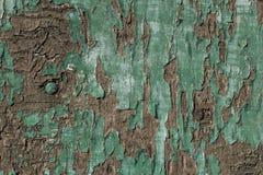Oud, grunge houten die panelen als achtergrond worden gebruikt Stock Afbeelding