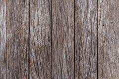 Oud grunged de natuurlijke bruine houten textuur van de textuurmuur als backgroun Stock Afbeeldingen