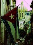 Oud Havana Royalty-vrije Stock Foto's