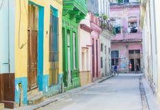Oud Havana, Cuba Stock Fotografie