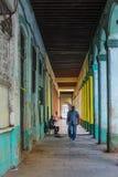 Oud Havana, Cuba Royalty-vrije Stock Afbeelding
