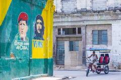 Oud Havana, Cuba Stock Afbeelding
