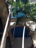 Oud Havana - Cuba - Palacio DE La Artesania Stock Foto's