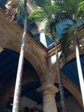 Oud Havana - Cuba - Palacio DE La Artesania Stock Afbeelding