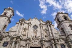 Oud Havana - La Habana Vieja - Cuba royalty-vrije stock foto's
