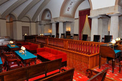 Oud Hooggerechtshof, Washington, gelijkstroom Royalty-vrije Stock Foto