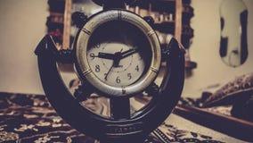 Oud horloge stock foto