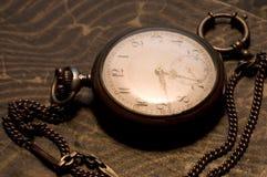 Oud horloge #4 Stock Foto's