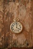 Oud horloge Royalty-vrije Stock Foto