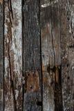 Oud houten gebruik als natuurlijke achtergrond Royalty-vrije Stock Foto's