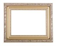 Oud houten kader Royalty-vrije Stock Foto