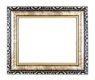 Oud houten kader Royalty-vrije Stock Fotografie