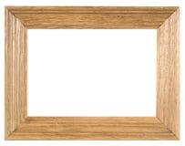 Oud houten kader Stock Foto's