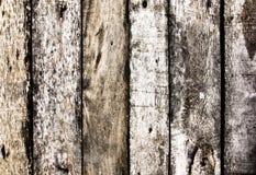 Oud houten patroon Royalty-vrije Stock Foto's