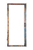 Oud houten raamkozijn Royalty-vrije Stock Fotografie