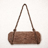Oud houten teken Royalty-vrije Stock Foto