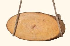 Oud houten teken Royalty-vrije Stock Afbeelding