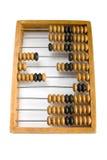Oud houten telraam. Royalty-vrije Stock Afbeelding