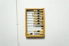 Oud houten telraam Stock Foto