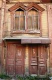 Oud huis Royalty-vrije Stock Foto's