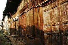 Oud huis royalty-vrije stock afbeeldingen