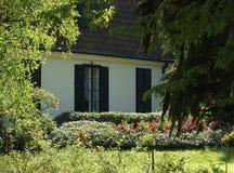 Oud huis Royalty-vrije Stock Afbeelding
