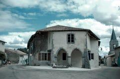 Oud huis Stock Foto