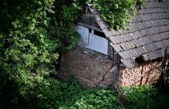 Oud huis Stock Afbeelding