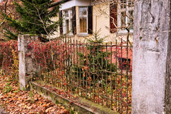 Oud huis Royalty-vrije Stock Foto
