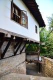 Oud huis, Bulgarije Stock Foto