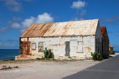 Oud huis in Grote Turk Royalty-vrije Stock Foto's