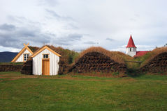 Oud IJsland Royalty-vrije Stock Fotografie
