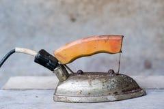 Oud ijzer Stock Foto's