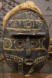 oud Indisch masker Stock Foto's