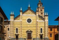 Oud Italiaans dorp Stock Fotografie