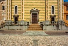 Oud Italiaans dorp Stock Afbeeldingen