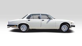 Oud Jaguar XJ Stock Foto's