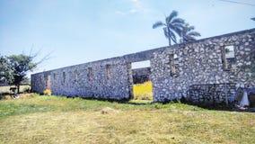 Oud Jamaicaans fort Royalty-vrije Stock Afbeeldingen