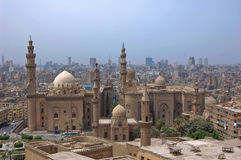 Oud Kaïro stock fotografie