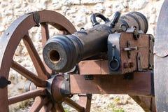 Oud Kanon Stock Foto