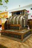 Oud kasregister, zeldzaamheid Royalty-vrije Stock Foto's