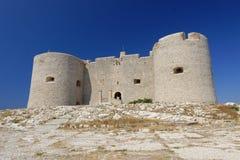 Oud kasteel royalty-vrije stock afbeeldingen